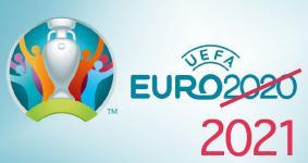 L'euro de football aura lieu en 2021